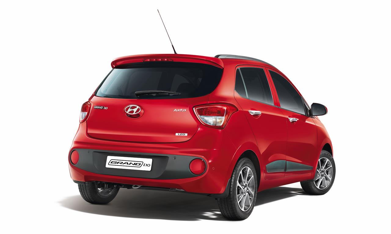 2017 Hyundai Grand I10 Launched In India At An