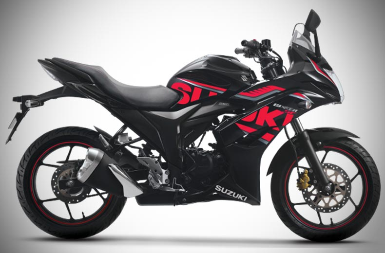 Suzuki Gixxer Sf Rear Disc Price