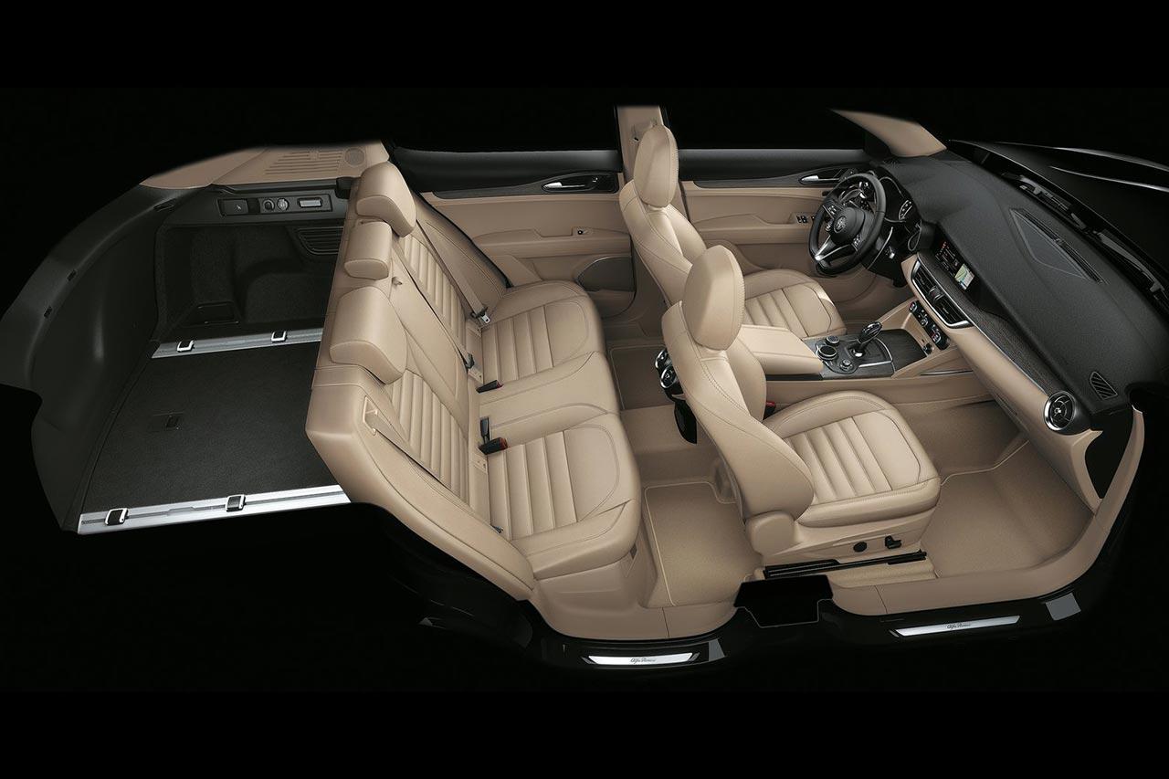 Alfa Romeo Stelvio 2018 Interior Autobics