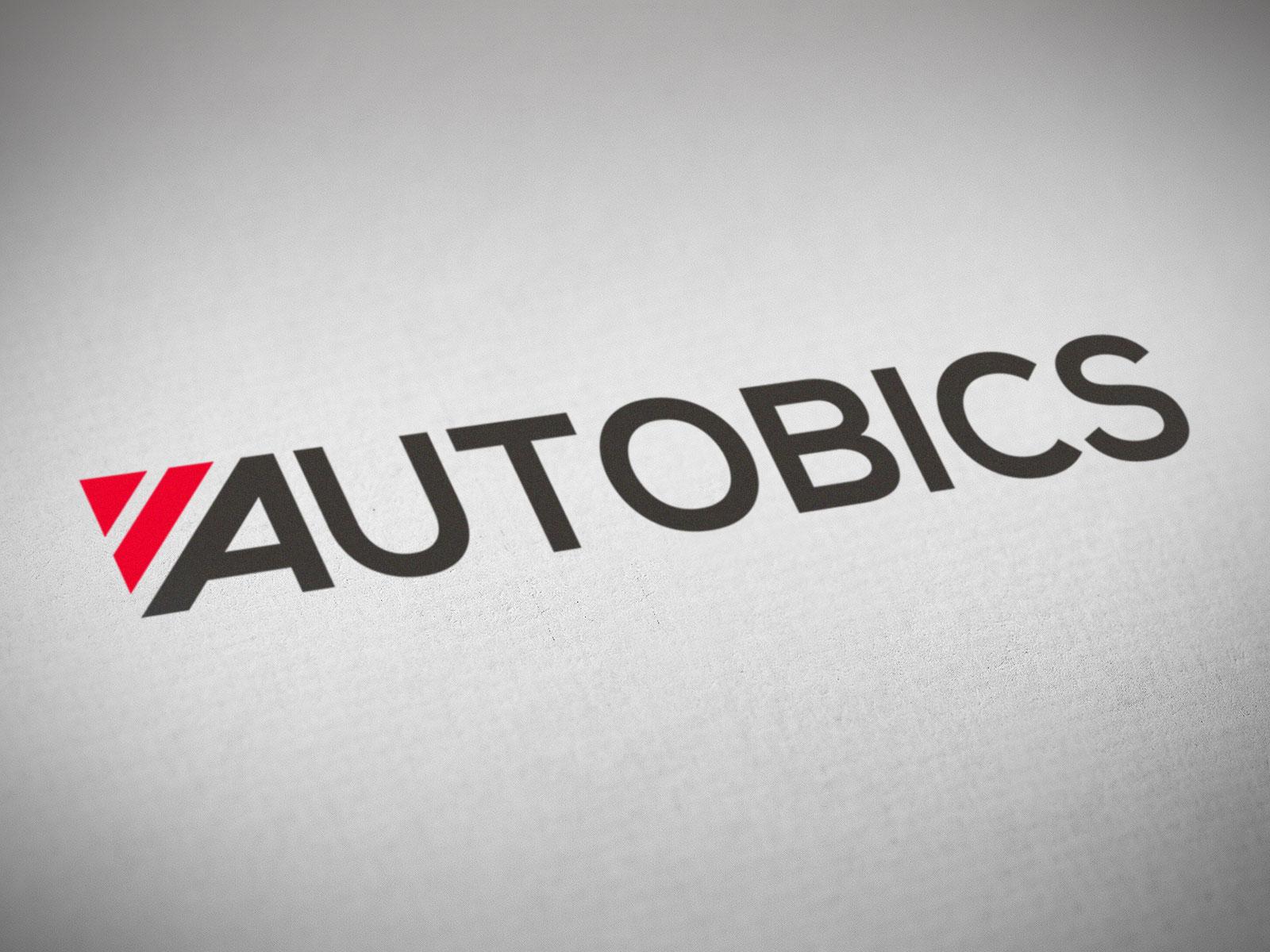 Autobics Logo Mockup