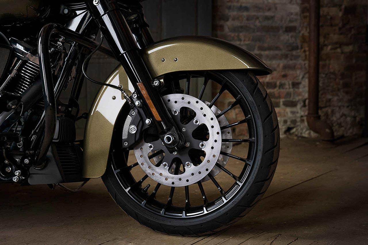 Harley Davidson Road King Special 2017 19 Inch Turbine