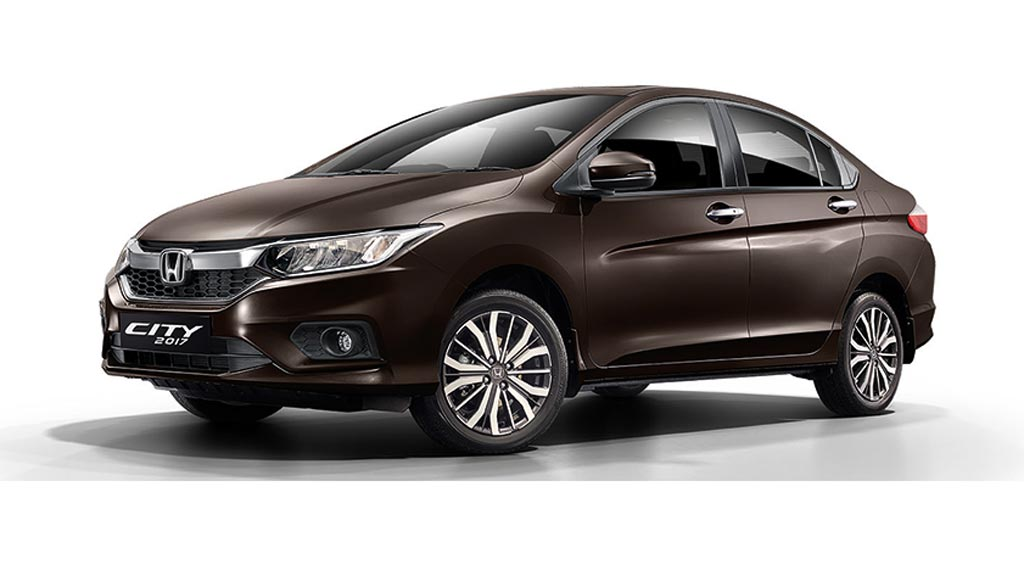 Honda City 2017 Golden Brown Metallic Autobics