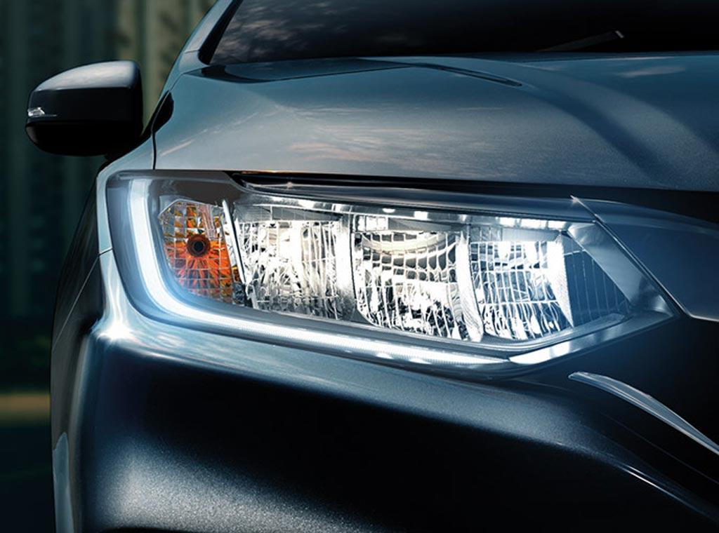Honda City 2017 LED Head lamp with LED DRL