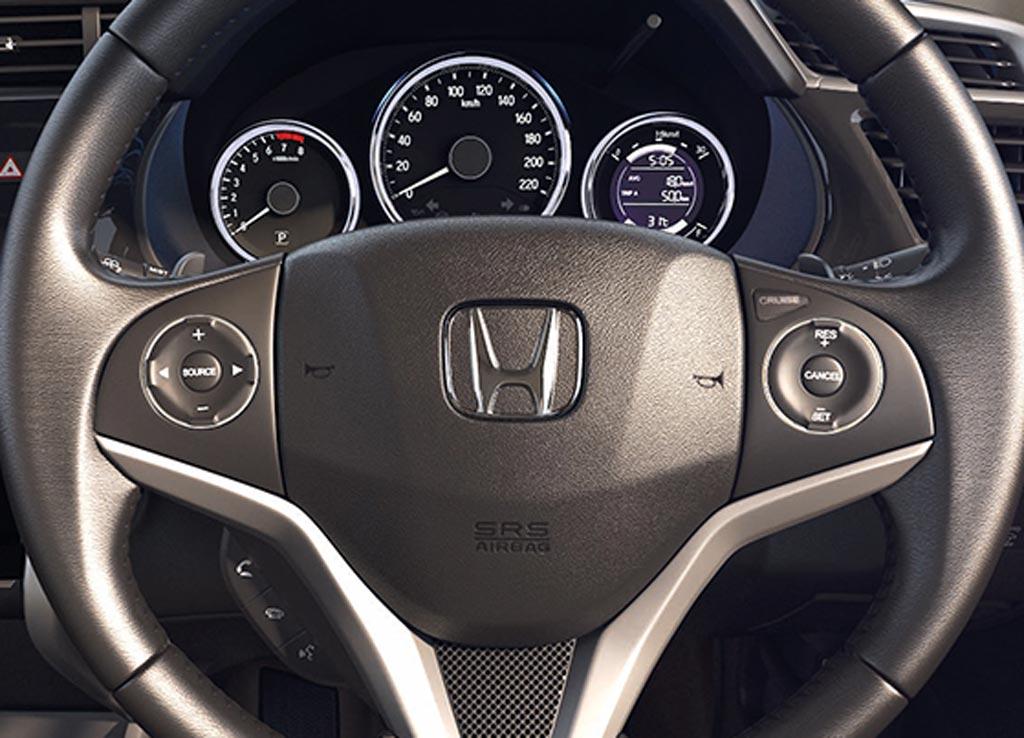 Honda City 2017 Multifunctional Steering Wheel