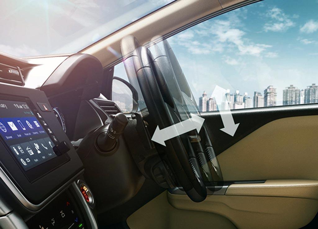 Honda City 2017 Telescopic and Tilt Steering