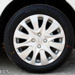 Maruti Suzuki Baleno 2016 alloy wheel