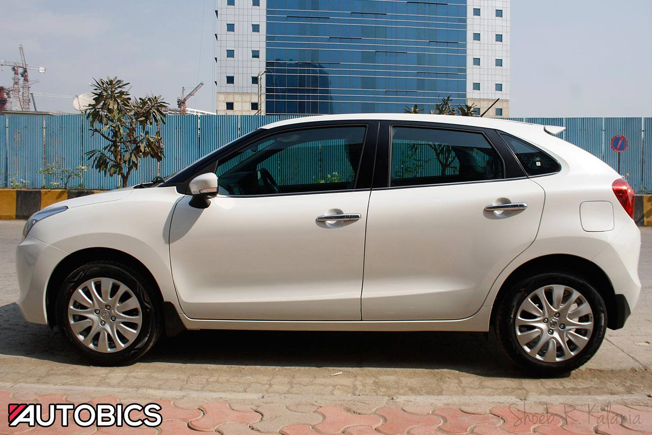 Maruti Suzuki Baleno Video Review