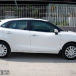 Maruti Suzuki Baleno 2016 white right side