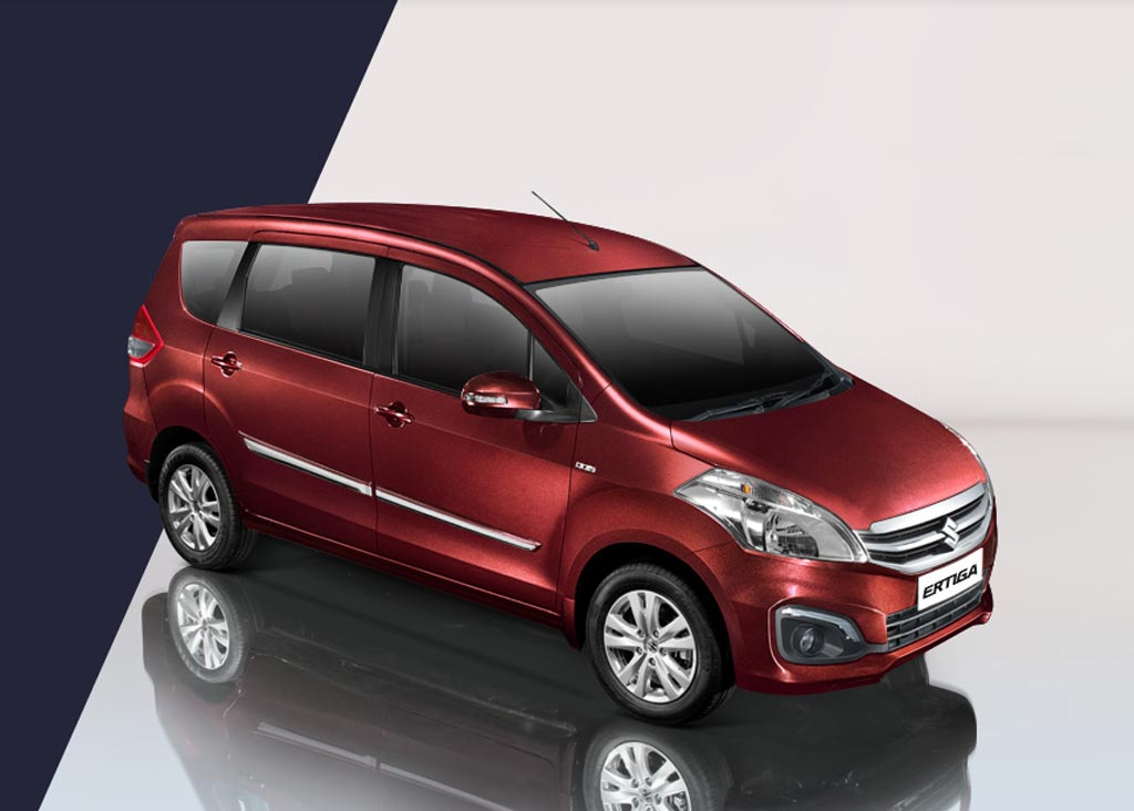 Range Rover Suv >> Maruti Suzuki Ertiga Limited Edition Launched In India ...