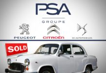 PSA Group buys Ambassador