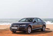 The all-new Audi A4 35 TDI
