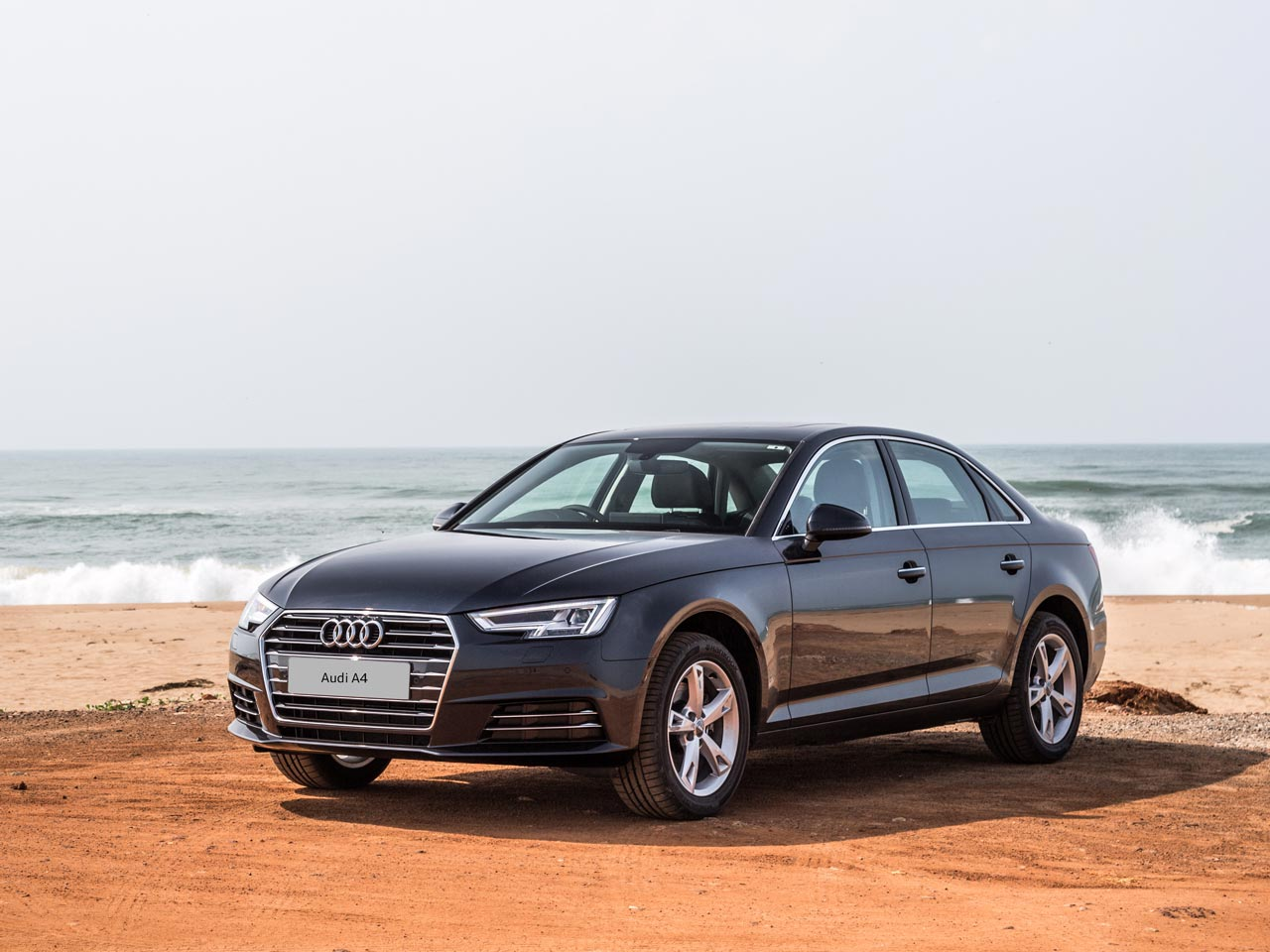 audi india launches the all new audi a4 35tdi at inr 40 2 lakhs autobics. Black Bedroom Furniture Sets. Home Design Ideas
