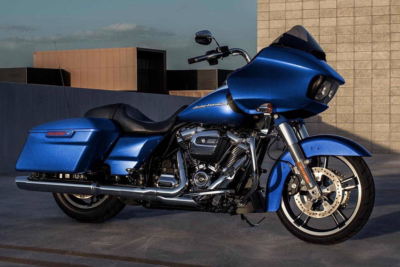 2017 Harley Davidson Road Glide Special Superior Blue