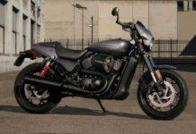 2017 Harley-Davidson Street Rod right side