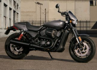 2017 Harley-Davidson Street Rod right side