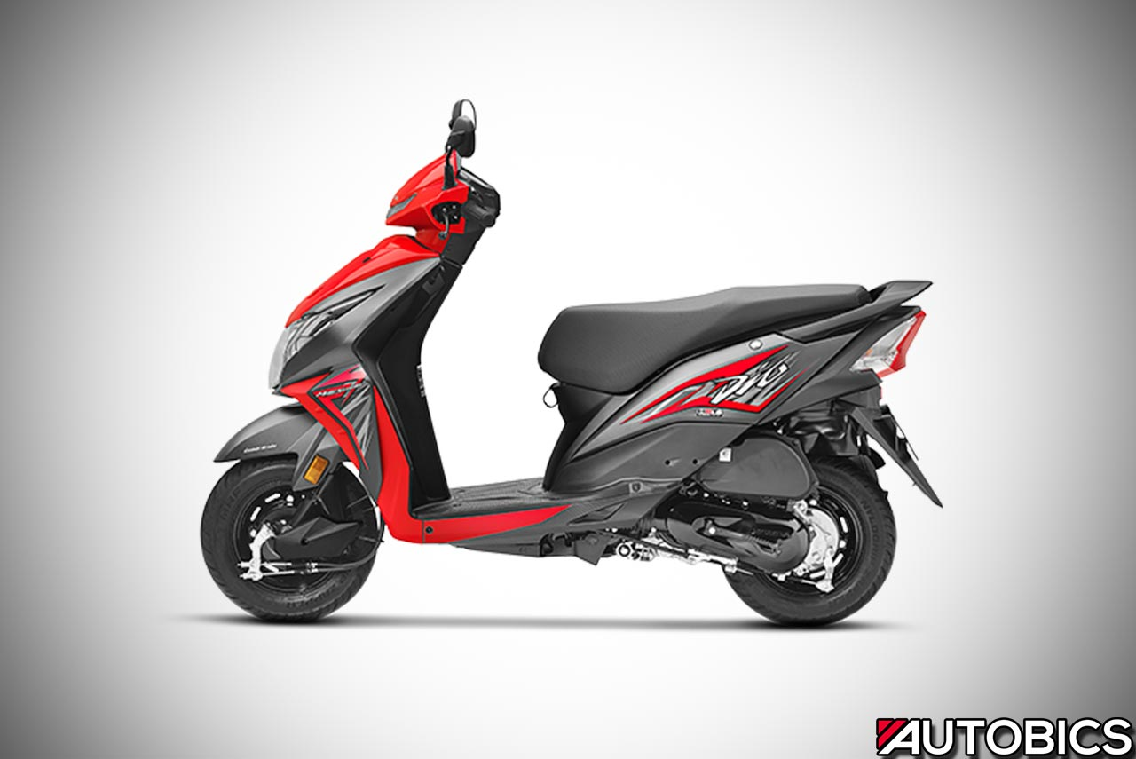 2017 Honda Dio Launched In India Updated To Comply With