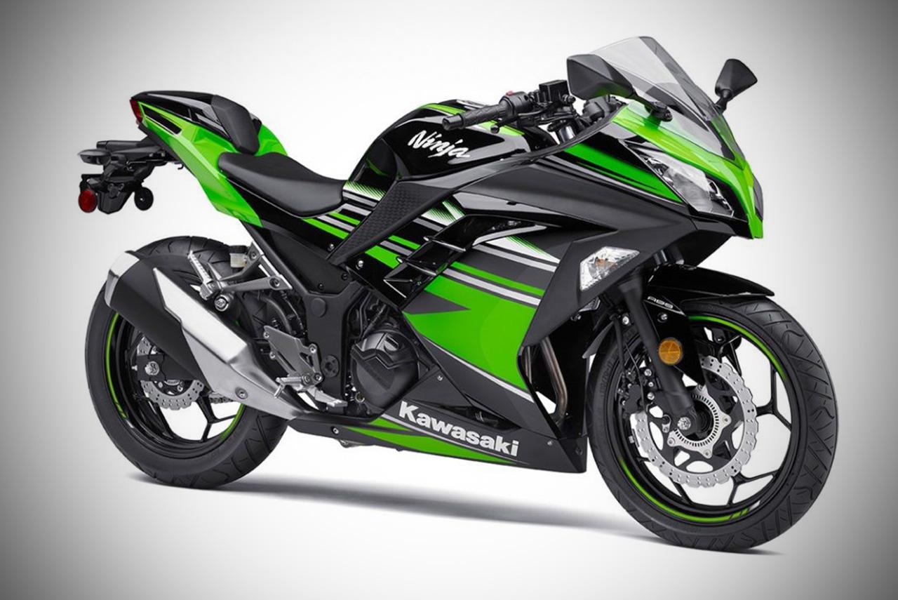2017 Kawasaki Ninja 300 Autobics