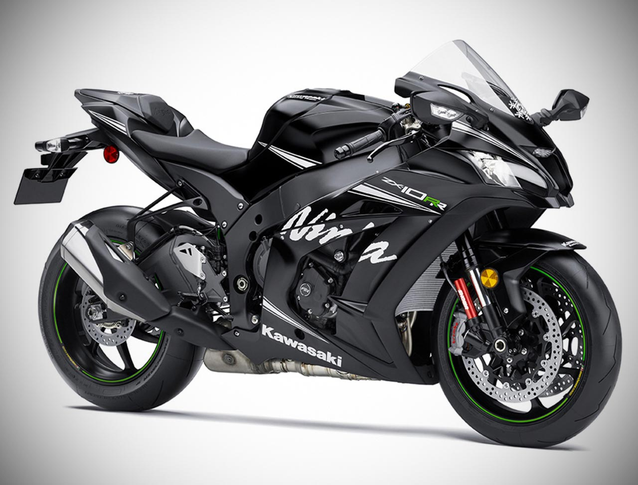 Kawasaki Ninja Zx Rr