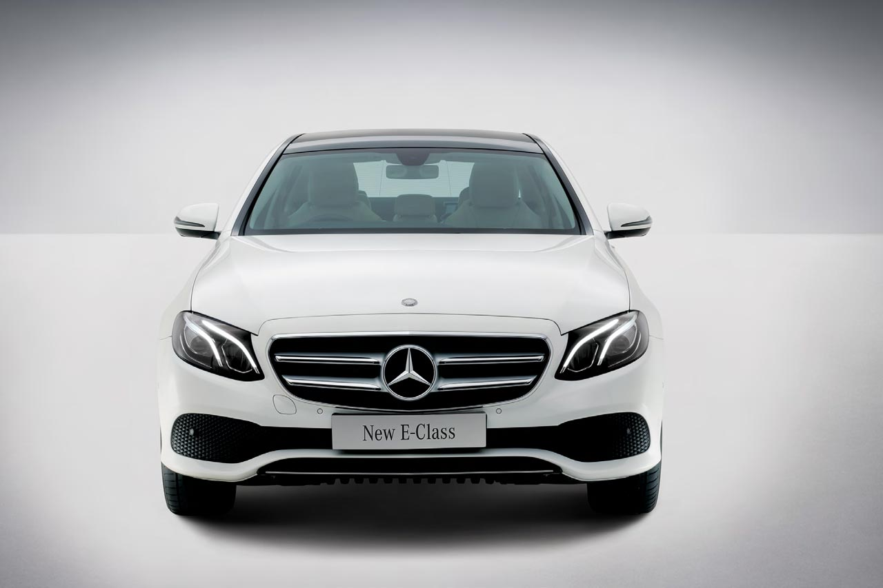 Mercedes Benz Car Price In India