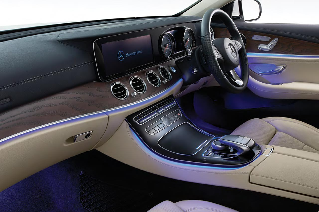 2017 Mercedes Benz E Class Long Wheelbase Launched In India Autobics