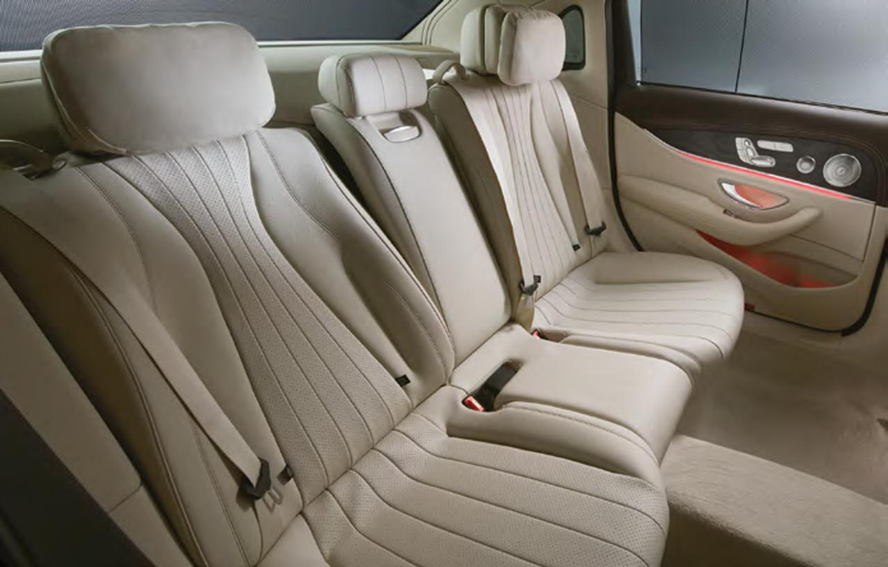 2017 mercedes benz e class long wheelbase launched in india autobics. Black Bedroom Furniture Sets. Home Design Ideas