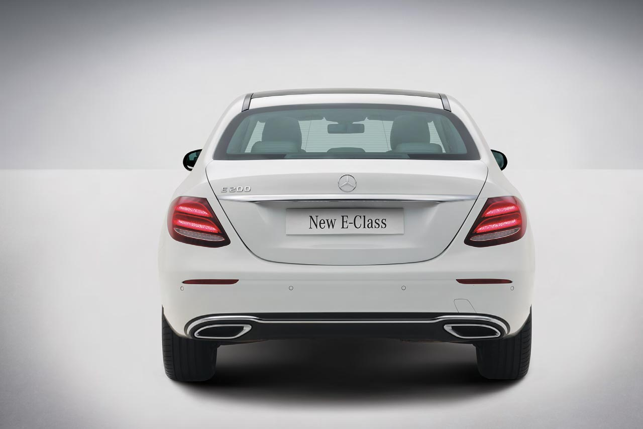 2017 mercedes-benz e-class long wheelbase launched in india - autobics