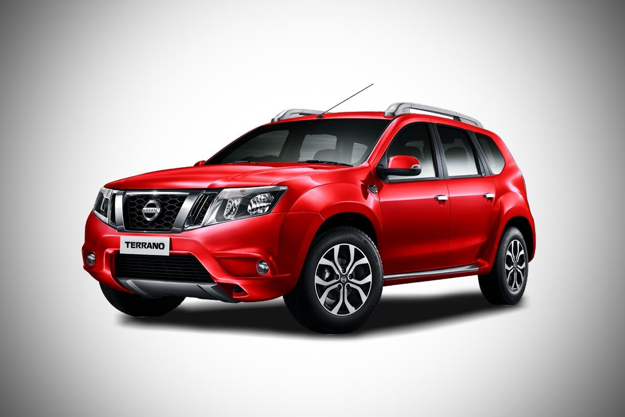 2017 Nissan Terrano Fire Red | AUTOBICS