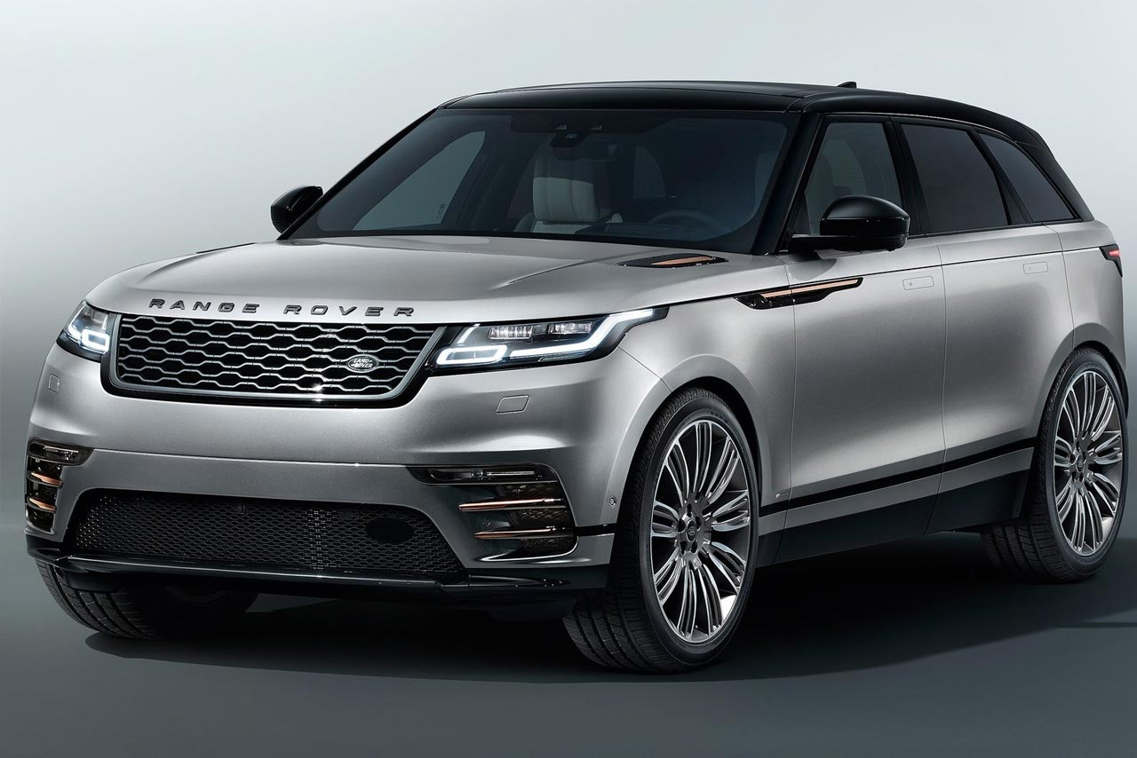 the new range rover velar is a work of art on wheels