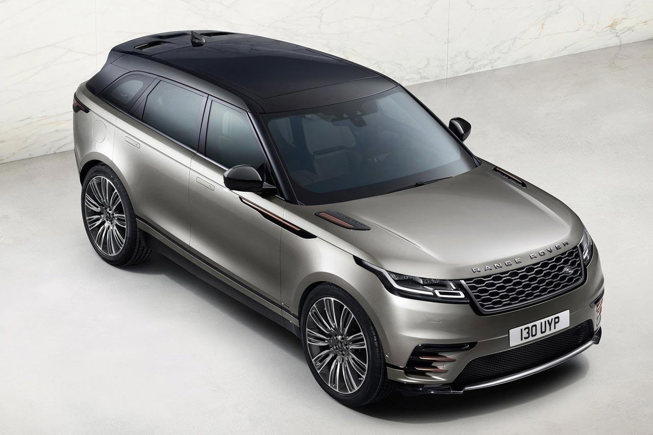 the new range rover velar is a work of art on wheels autobics. Black Bedroom Furniture Sets. Home Design Ideas