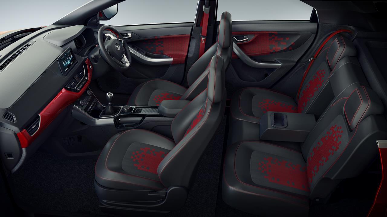 2017 Tata Nexon Geneva Edition Interior Autobics