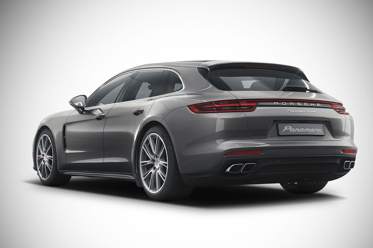 2018 porsche panamera sport turismo a station wagon with the porsche dna autobics. Black Bedroom Furniture Sets. Home Design Ideas