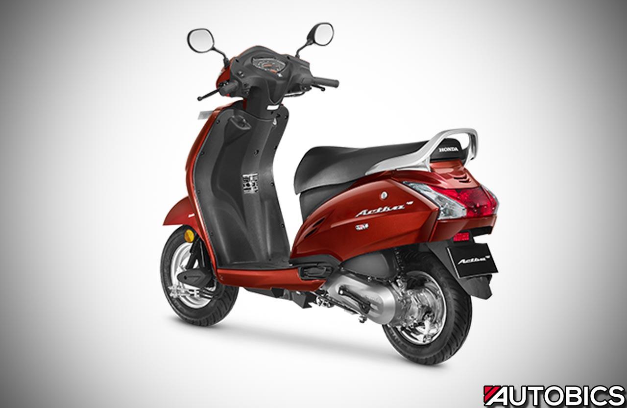 Honda Activa 5G Vs. 4G Comparison: Design, Specifications, Features, Price & Mileage