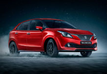 Maruti Suzuki Baleno RS Fire Red