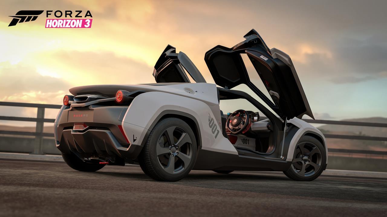 Tamo Racemo Forza Horizon 3