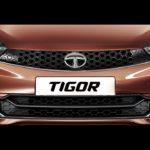 Tata Tigor front
