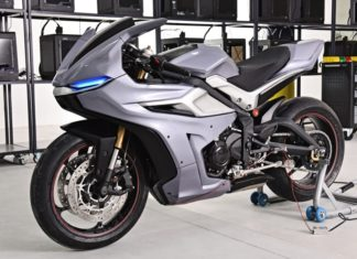 Triumph Daytona 675 by Zortrax