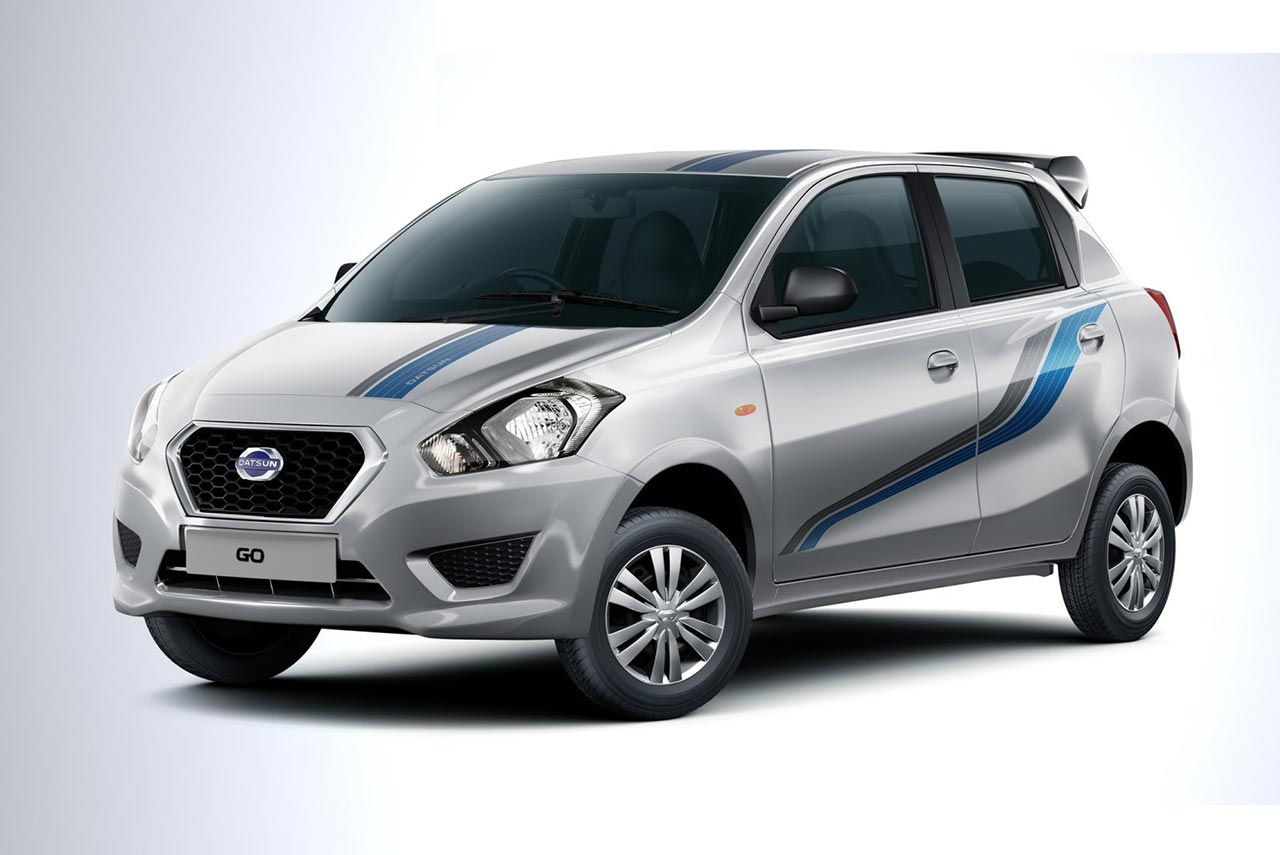 Datsun Go and Datsun GO+ Anniversary Edition launched in ...