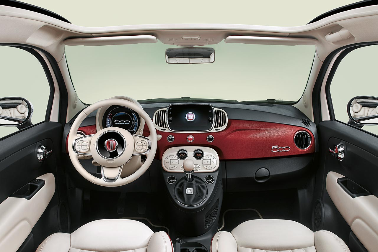 Limited Edition Fiat 500 60th Launched To Celebrate 60th