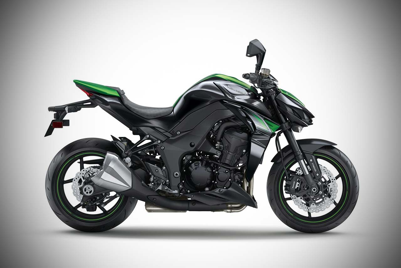 2017 Kawasaki Z1000 and Kawasaki Z1000 R Edition launched ...