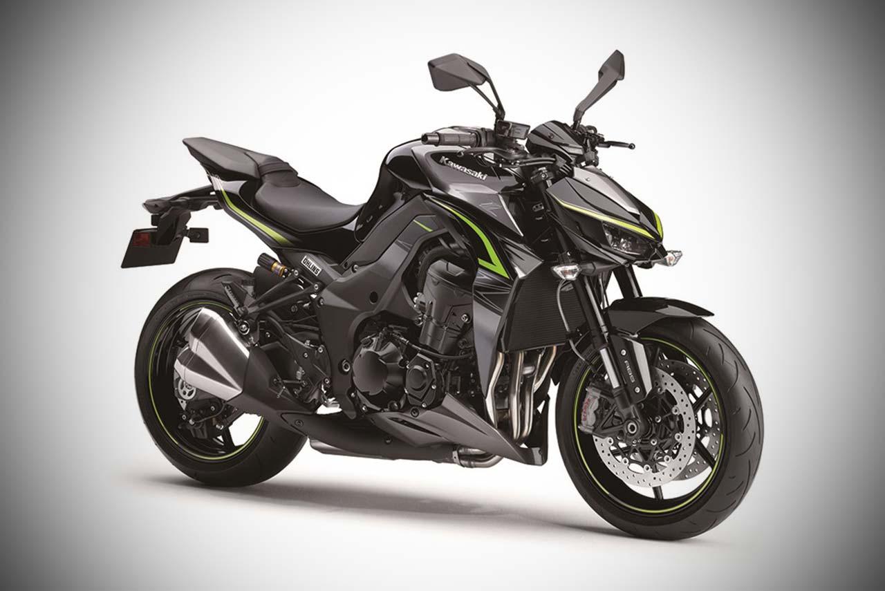 2017 Kawasaki Z1000 and Kawasaki Z1000 R Edition launched ...