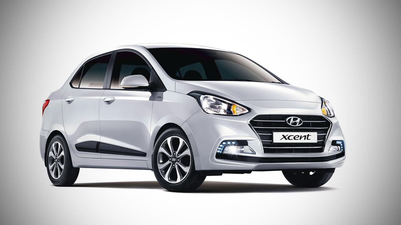 2017 Hyundai Xcent Launched In India At An Introductory