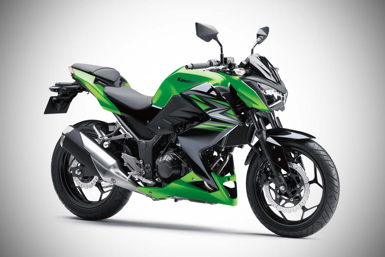 New Kawasaki Z250 launched in India at a price of INR 3.09 ...
