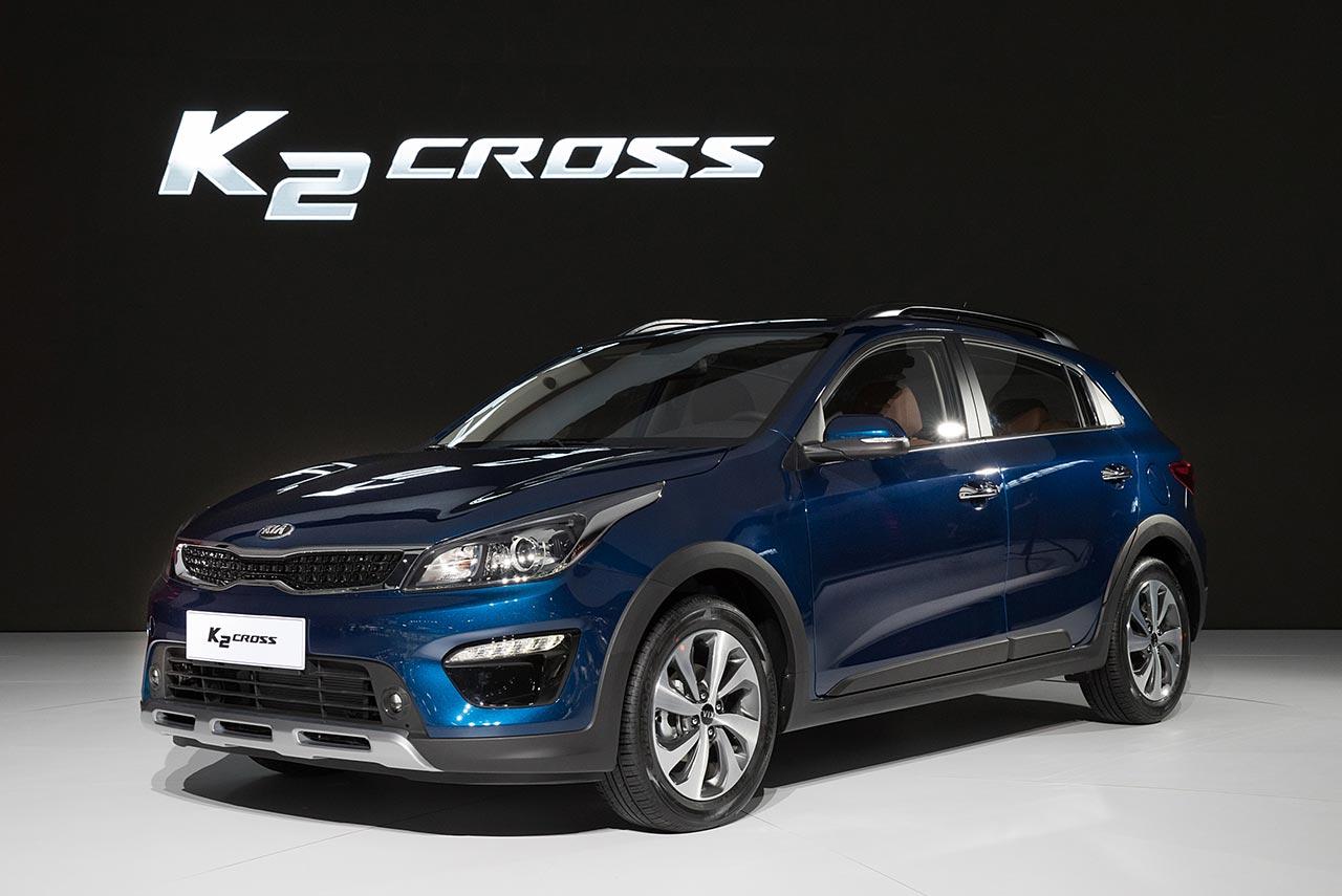 2017 Kia K2 Cross Compact Suv Autobics