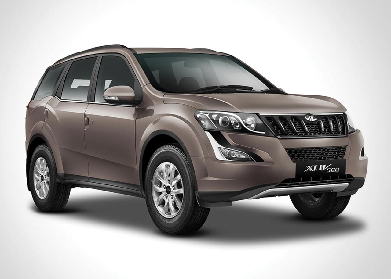 New Mahindra XUV500 W9 Variant Launched in India - AUTOBICS