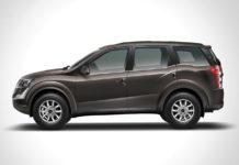 2017 mahindra xuv500 lake side brown side