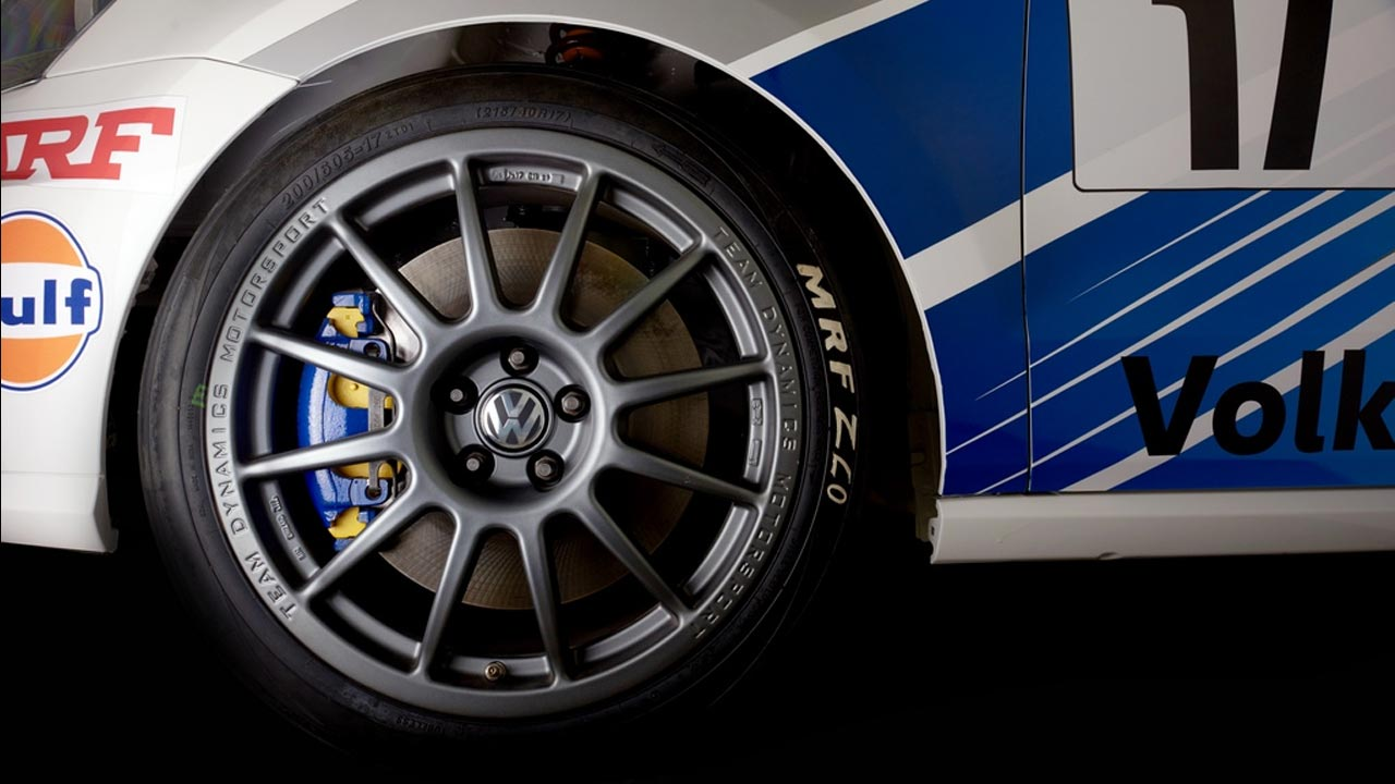 2017 volkswagen ameo cup race car 17 inch alloy wheel | AUTOBICS