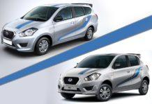 Datsun Go and Datsun Go+ Anniversary Edition