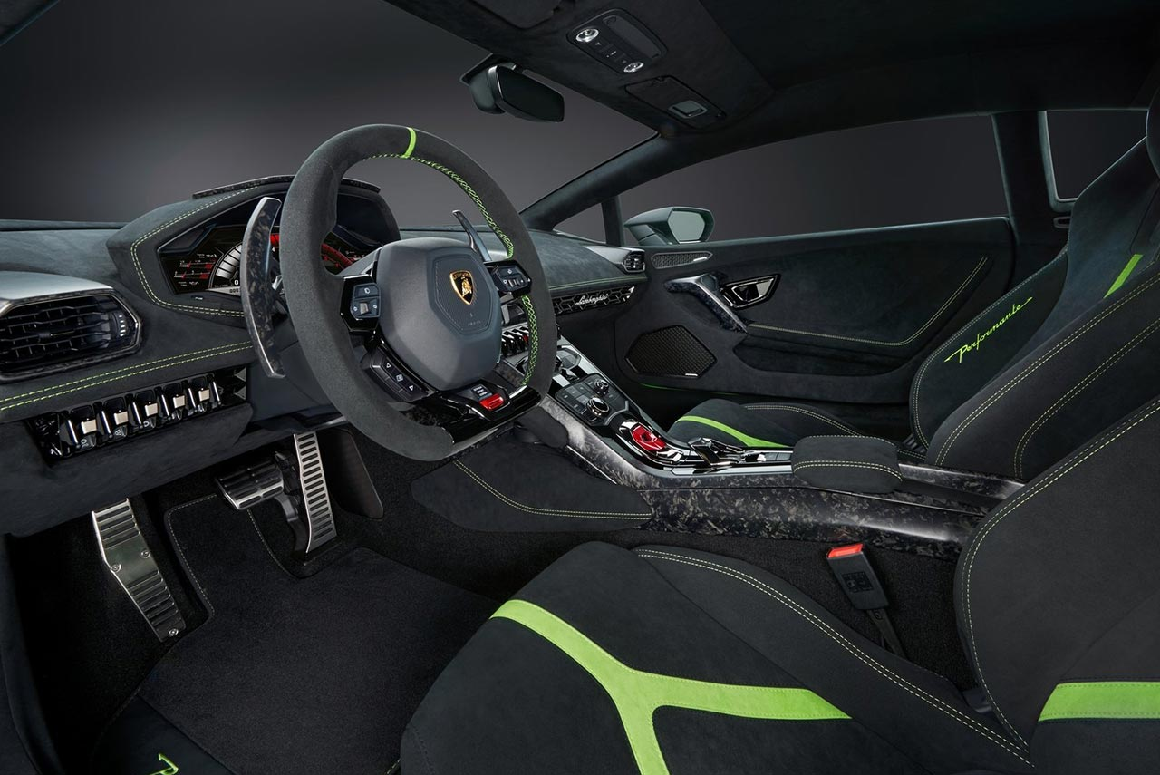 record breaking lamborghini huracan performante launched in india at inr crore autobics. Black Bedroom Furniture Sets. Home Design Ideas