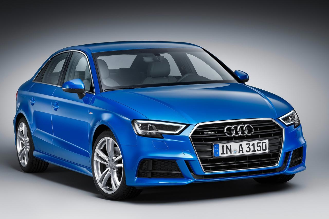 new audi a3 sedan launched in india priced inr 30 5 lakh. Black Bedroom Furniture Sets. Home Design Ideas