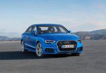 New 2017 Audi A3 Sedan